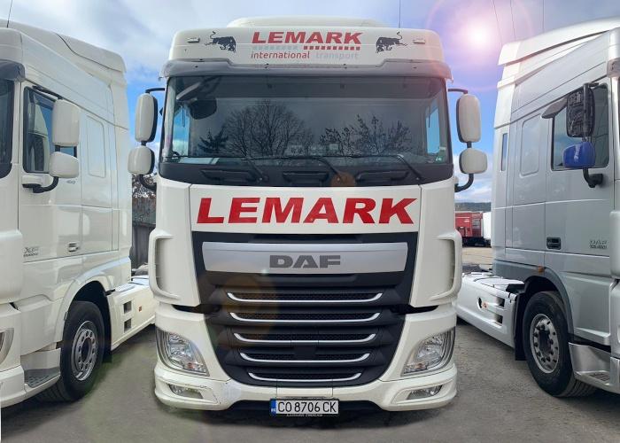 Снимка на камион